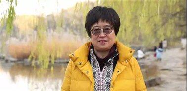 2018年吕植教授成为北京世园会形象大使